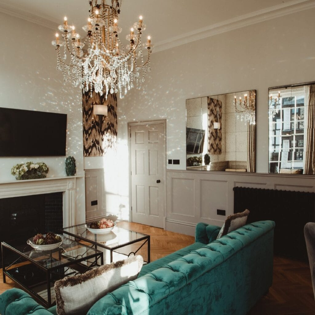 ch1 boutique stays city centre chester luxury apartments