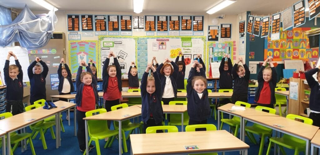 chester zoo thousands of schoolchildren unite in song to highlight vital environmental message 5