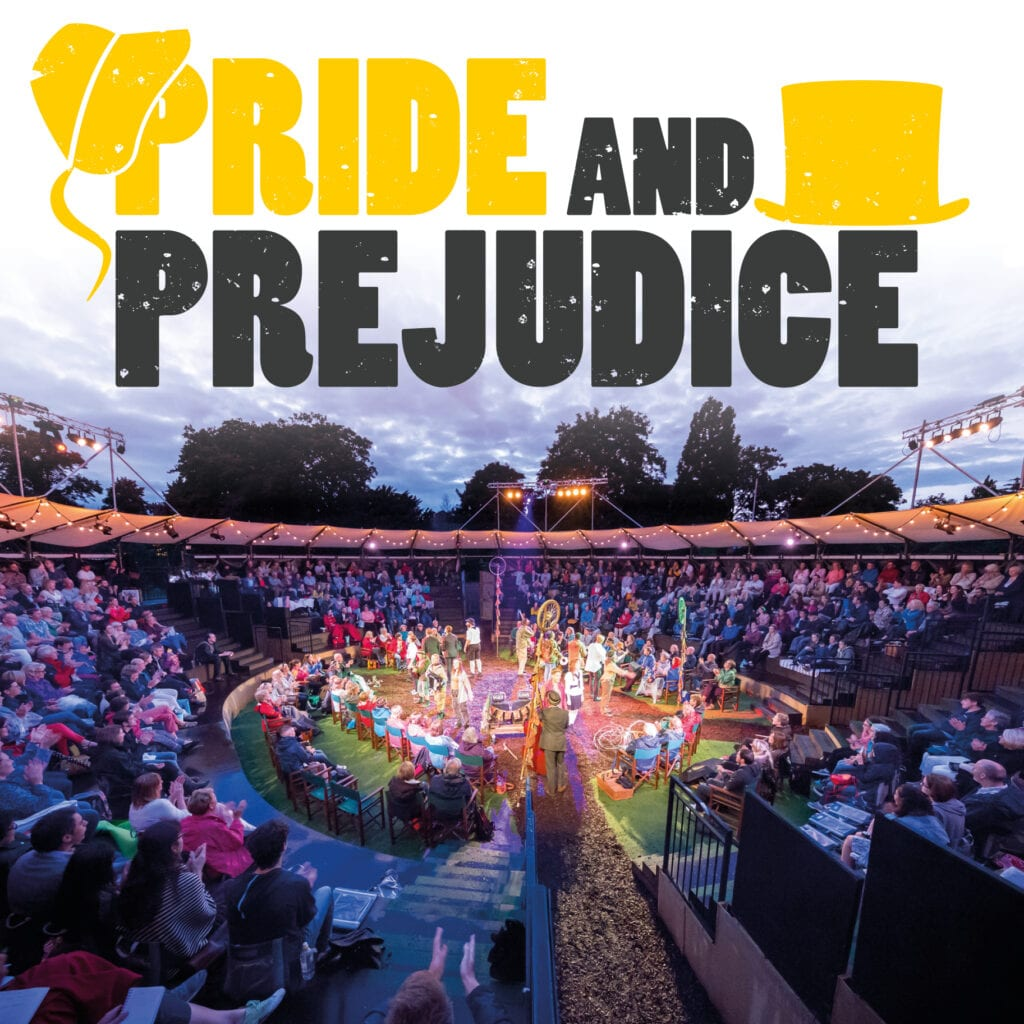 grosvenor park open air theatre pride and prejudice