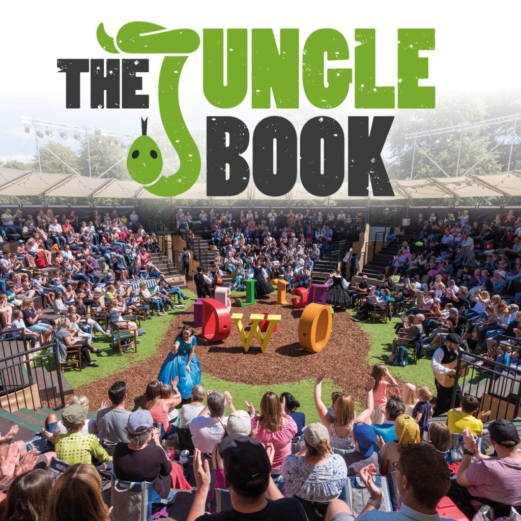 grosvenor park open air theatre the jungle book