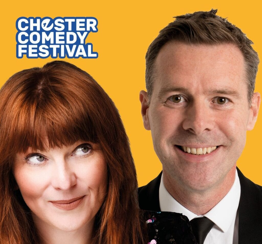 izkaya lounge chester comedy festival special