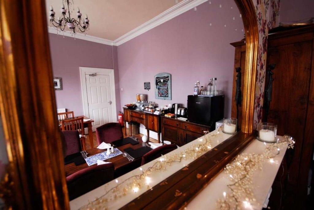 kilmorey lodge breakfast room