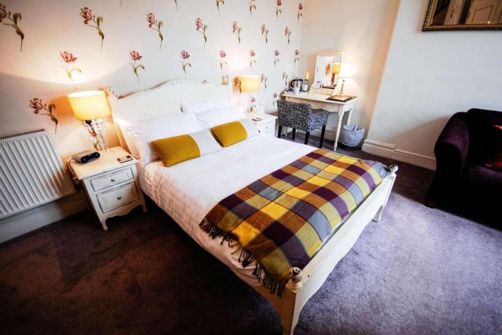 kilmorey lodge double room