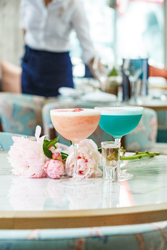 artezzan restaurant bar cocktails chester