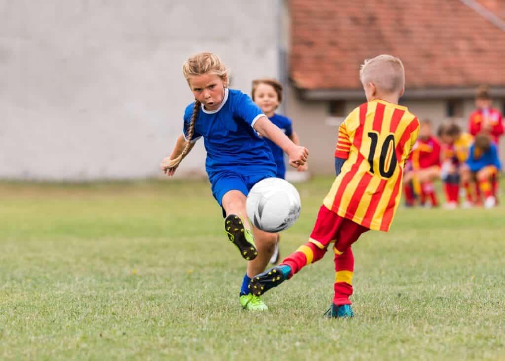 united adventure camp football