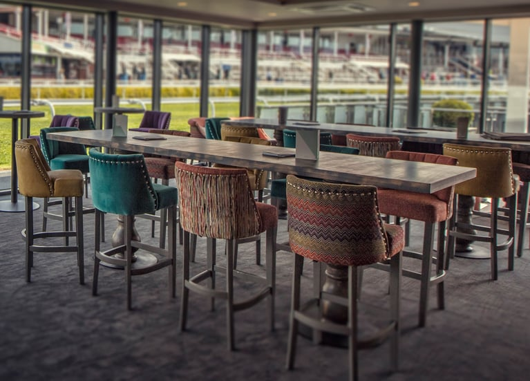 chester racecourse private dining paddock club