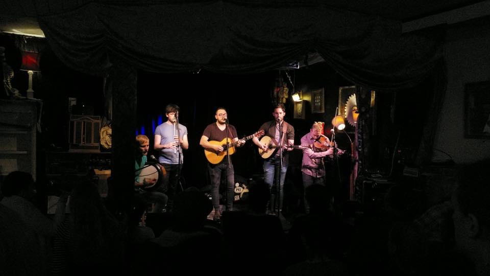 alexanders live the paul mckenna band