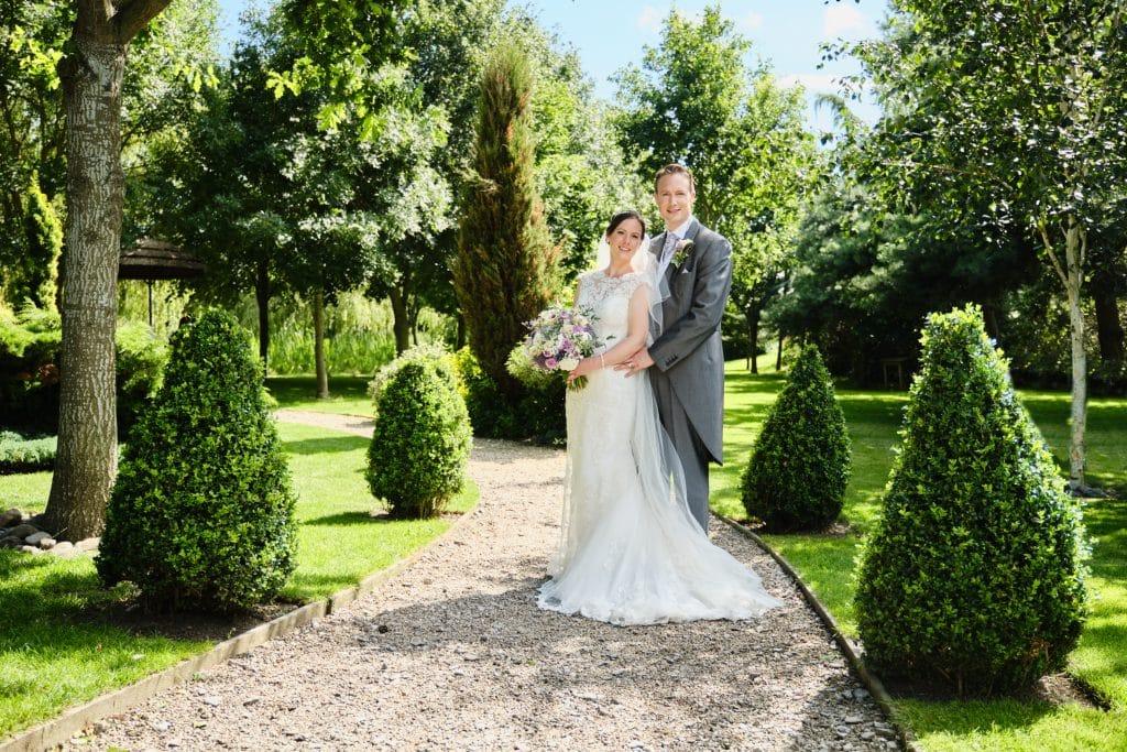grosvenor pulford hotel spa wedding